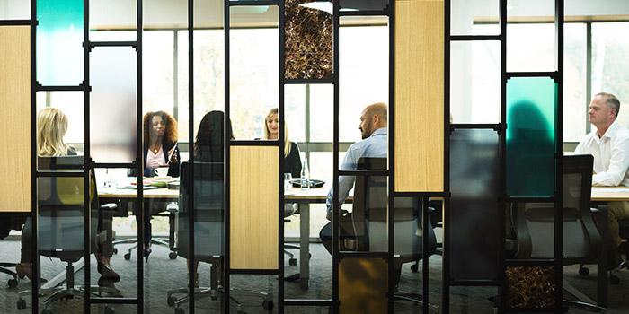 Future space offerings - Meeting space