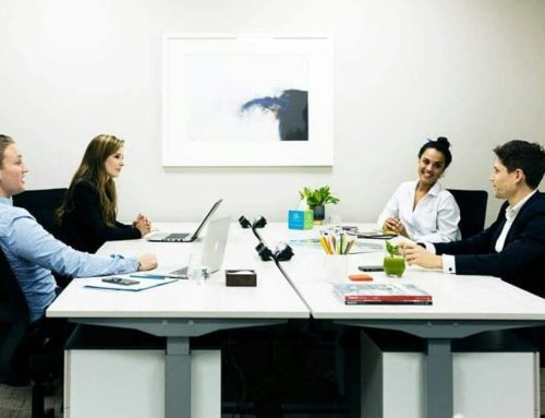 Shared office space and its many benefits: it just makes sense