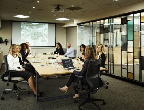 Serviced office space: the next generation of business